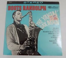 SEALED Boots Randolph The Yakin Sax Man JAZZ LP RCA Camden CAS 825 Record Album