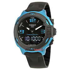 Tissot T-Race Touch Aluminium Black Men's Sports Quartz Watch T0814209705704