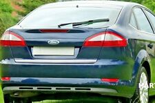 FORD MONDEO MK IV Saloon - CHROME Rear Trim Strip Trunk Tuning Tailgate Garnish