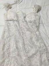 Jessica McClintock wedding dress size 10