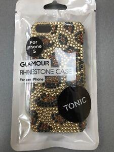 iPhone 5 Glamour Rhinestone Case