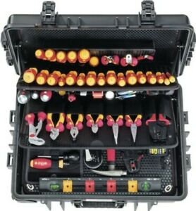Werkzeug Set Wiha Elektriker Competence XXL II gemischt 115-tlg. im Koffer