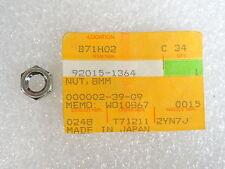 Kawasaki NOS NEW  92015-1364 Nut 8mm AN EL EN ER EX KE KH KL KZ KLX 1982-2013