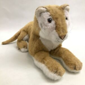 Merrythought Tiger Large Soft Plush Child's Cuddly Toy Vintage 74cm Long 023040