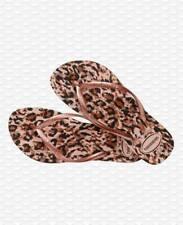 Havaianas Women Flip Flops Slim Animals Fashion Style Slipper Beach 4103352-0076