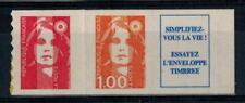 (a60) timbres France autoadhésifs n° 8b (3009b) neufs** année 1996