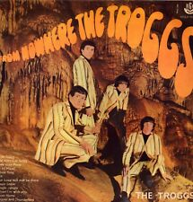 "TROGGS ""FROM NOWHERE"" ORIG BRAZ 1967 FREAKBEAT WILD THING"