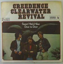 """7"""" Single - Creedence Clearwater Revival - Sweet Hitch-Hiker - S966h"""