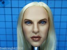 Hot Toys 1:6 TTF11 Caucasian Female Truetype Figure - Blonde Implanted Hair Head