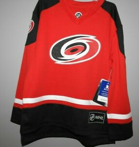 NHL Carolina Hurricanes #20 AHO Hockey Jersey New Youth Sizes