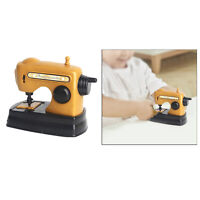 Sewing Machine Pretend Toy Roleplay Home Appliance Kids Gift Educational