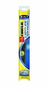 Rain-X 5079273-2 Latitude 2-in-1 Water Repellency Wiper Blade - 15-inches