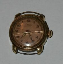 Vintage PIERCE Watch Non Magnetic Waterproof For PARTS
