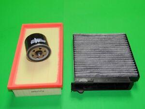 Ölfilter Luftfilter Pollenfilter Renault Modus 1.2 Benziner (74 & 76kW)