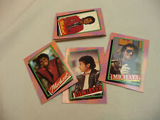Michael Jackson Collector Cards