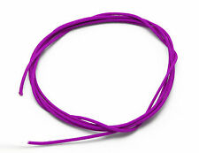 3' BCY Flo Purple D Loop Material Archery Bowstring Rope Drop Away Cord
