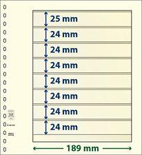 Lindner T-VUOTI-foglie con 8 tasche in 10er Pack PROD - 802 800