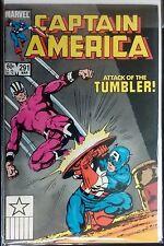 Captain America #291; Grading: VF+/NM-