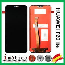 Pantalla LCD Tactil digitalizador Huawei P20 Lite / Nova 3E negro negra