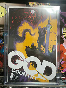 God Country #1 Comic Book (2017 Image) Variant Cover