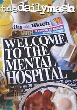 The Daily Mash Welcome to the Mental Hospital,Neil Rafferty,The Daily Mash