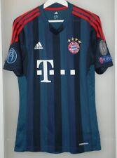 Match worn shirt jersey Bayern Munich Germany Champions League Spain Barcelona