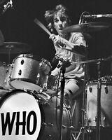 The Who Keith Moon 8x10 Photo Artist Musician Collectible (A88)