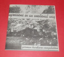 Agressions in an emotional way -- German hardcore compilation -- 6 Track Single