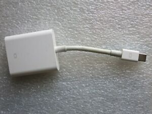 GENUINE APPLE Mini DisplayPort (male) to VGA (female) Adapter/Converter A1307