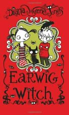 Earwig And The Witch by Jones, Diana Wynne Hardback Book The Fast Free Shipping