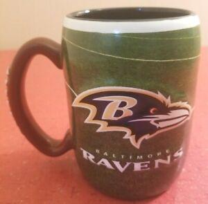 Baltimore Ravens NFL Baltimore Ravens Team Logo Coffee Mug