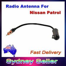 Radio Antenna Adaptor Adapter Diversity 2-pin type connector For Nissan Patrol