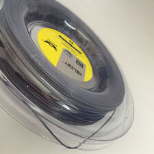 Factory Sell 1.25mm Power Control Rough Surface 200m Reel Tennis String Grey