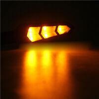 4×LED Motorrad Blinker Lauflicht Blinker Lampe Birne Turn Signal Licht Universal