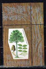 British Honduras Flora Mahogany Tree stamp 1969 MNH