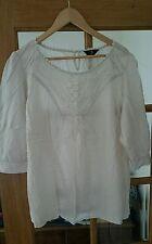 Cotton 3/4 Sleeve Blouses Maternity Tops and Shirts