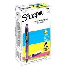 Sharpie Accent Liquid Pen Style Highlighter, Purple (SHP 1754469) - 12/pk