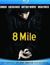 8 Mile BLU-RAY Curtis Hanson(DIR) 2002
