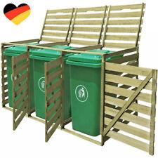 Mülltonnenbox Müllbox Mülltonnen...