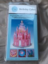 NEW MFG SEALED CRICUT BIRTHDAY CAKES USE W/GUM PASTE,FONDANT,FROSTING SHEETS & M
