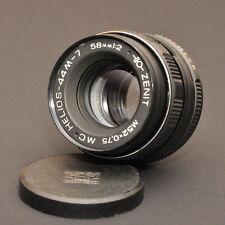 Helios 44-7 obiettivo m42 m52x0,75 MC 58mm 1:2 Helios 44-7 MADE IN USSR 90337698