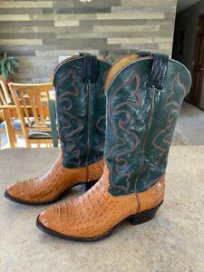 Nocona Alligator Boots