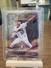 2010 Bowman Platinum Stephen Strasburg Rookie #1