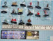 The Nightmare Before Christmas Mini Figure 16pcs - Run'A       h#4