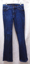 Frankie B. Stretch Jeans Low-Rise Boot Cut Size M