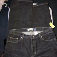 GAP Boot Cut Jeans Size 14 Womens Gray