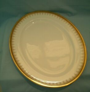 1 x PARAGON/ROYAL ALBERT ATHENA - Oval Meat Serving Platter 15in/39cm - Used VGC