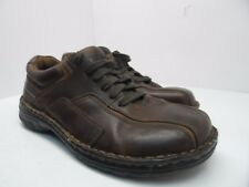 Denver Hayes Men's Hamilton Casual Lace Up Shoe Brown Size 9M