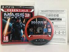 PS3 - Mass Effect 3 (PlayStation 3, 2012)