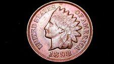 1898 Indian Head Cent - High grade